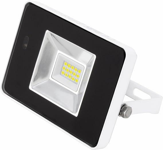 Proyector foco LED con detector de movimiento integrado y control ...