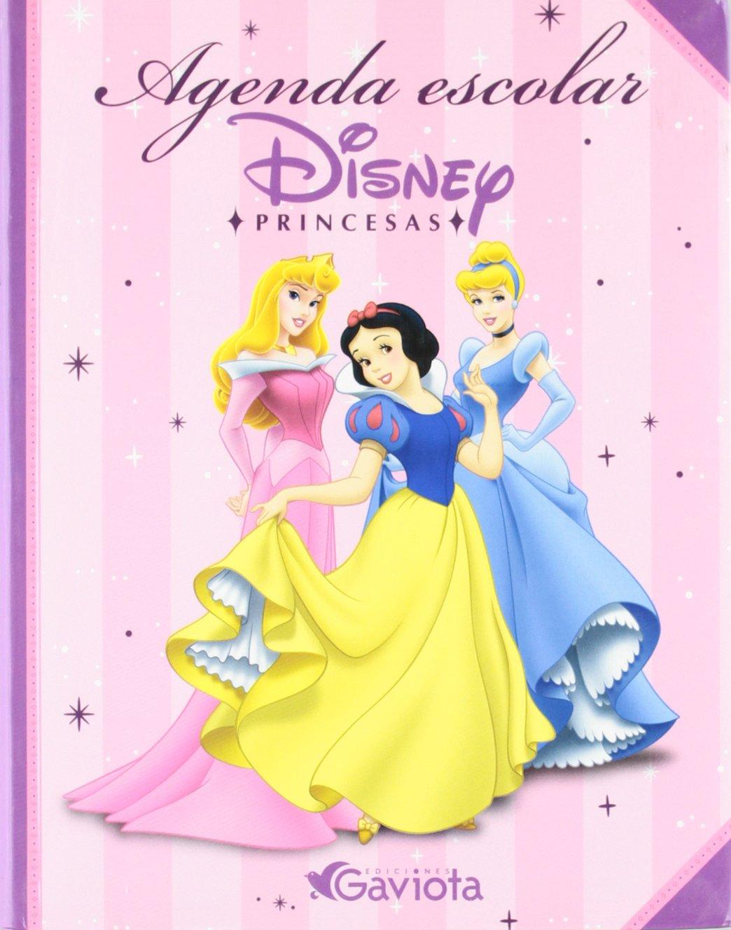 Agenda escolar Princesas Disney Princesas Disney / Libros de ...