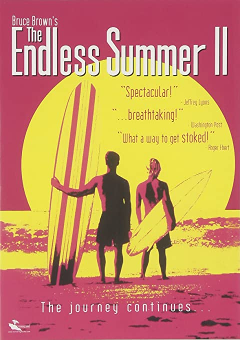 Amazon The Endless Summer II Patrick O Connell Robert