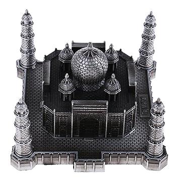Charmant Homyl Retro Taj Mahal Modell Als Sammlung Geschenk   Grau