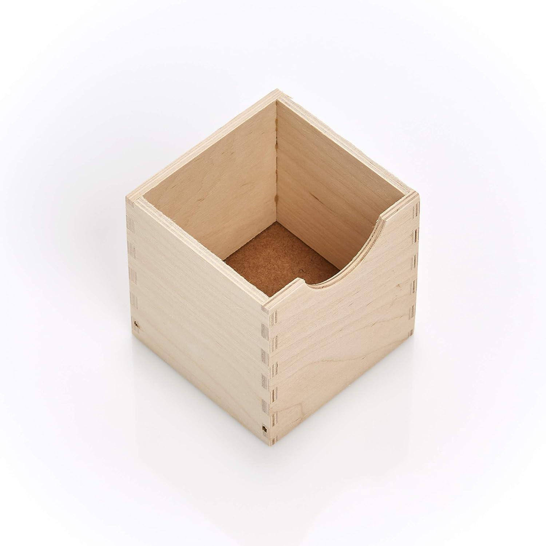 13 x 12 x 58 cm Zeller 13190 Cassettiera con 5 cassetti in legno di betulla