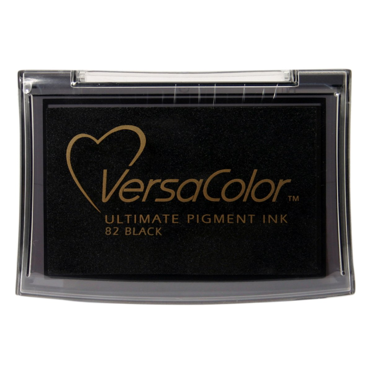 Versacolor Ink Pad-Black Imagine VC000082