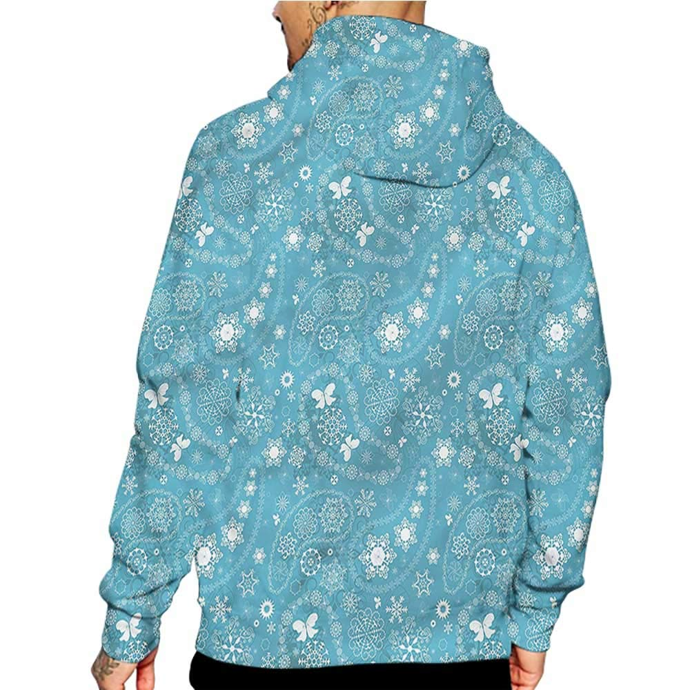Unisex 3D Novelty Hoodies Outer Space,Long Shuttle Hall,Oversized Sweatshirts for Women