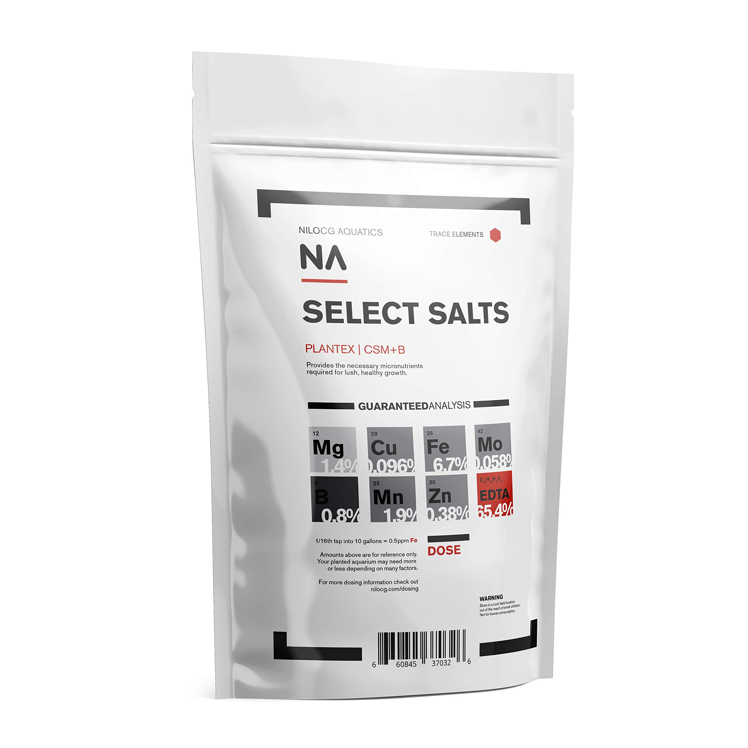 NilocG Aquatics | 1lb- CSM+B | Micronutrient Supply for Planted Tanks