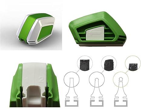 Cortador para limpiaparabrisas + 2 gomas de repuesto para limpiaparabrisas ECOCUT pro para BOSCH AEROTWIN A979S 3397118979: Amazon.es: Coche y moto