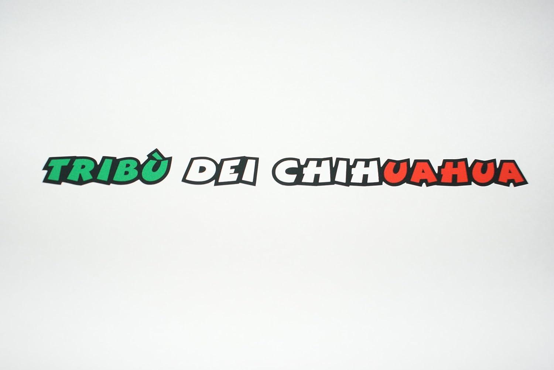 tribu dei chihuahua valentino rossi 46 50 stickers VR46
