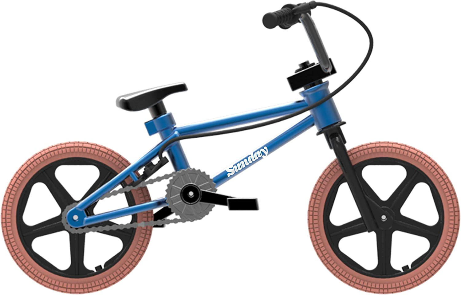Tech Deck Bmx Finger Bike Sunday Blue Red Series 6 Action Toy Figures Amazon Canada