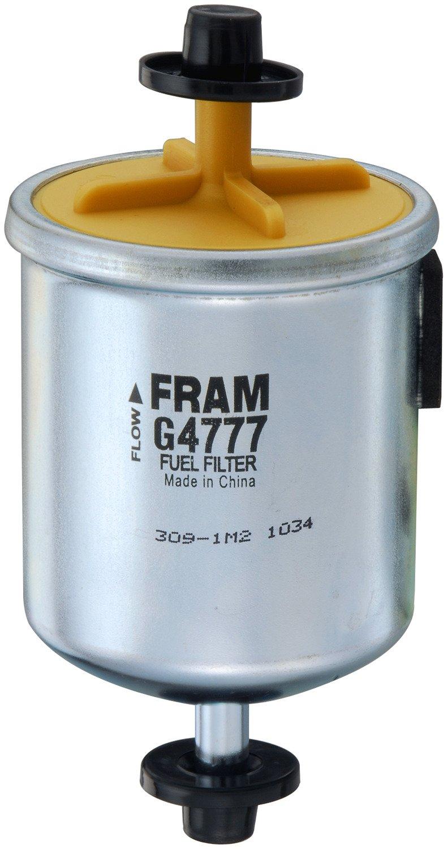 2001 Xterra Fuel Filter Location