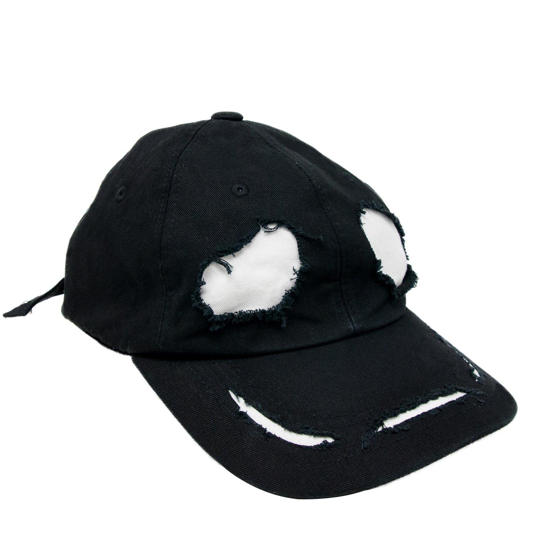(ナインティナインパーセントイズ) 99%is CustamCap SpecialVersion GHOST CAP エルエイチピー (LHP) 別注 キャップ 帽子 ショップバッグ付き B079M51XL8  ホワイト