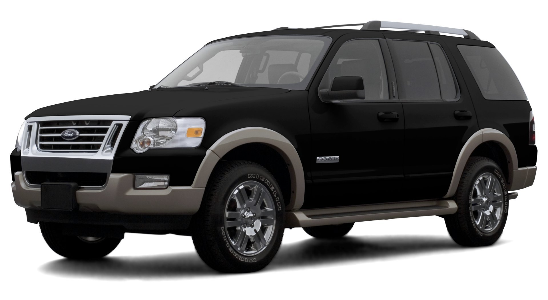 2007 ford explorer eddie bauer 2 wheel drive 4 door v6
