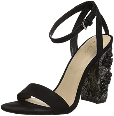 6ae9cd8db48 Aldo Women s Luciaa Ankle Strap Sandals  Amazon.co.uk  Shoes   Bags