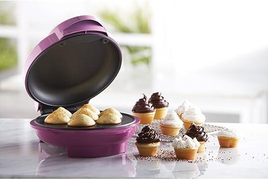 Amazon.com: Brentwood, Mini Cupcake maker-2pack: Kitchen ...
