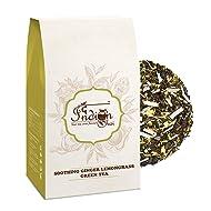 The Indian Chai - Ginger Lemongrass Green Tea for Immunity 100g