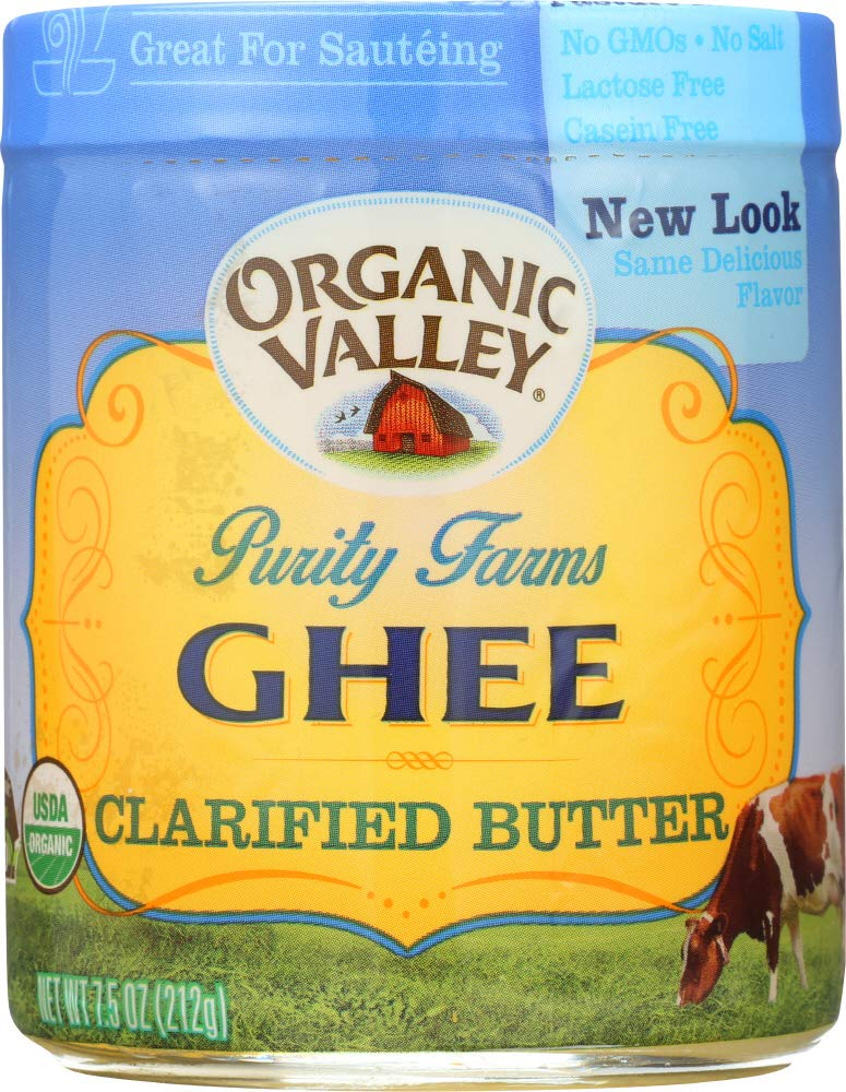 Purity Farms (NOT A CASE) Ghee Clarified Butter by Purity Farms (Image #1)