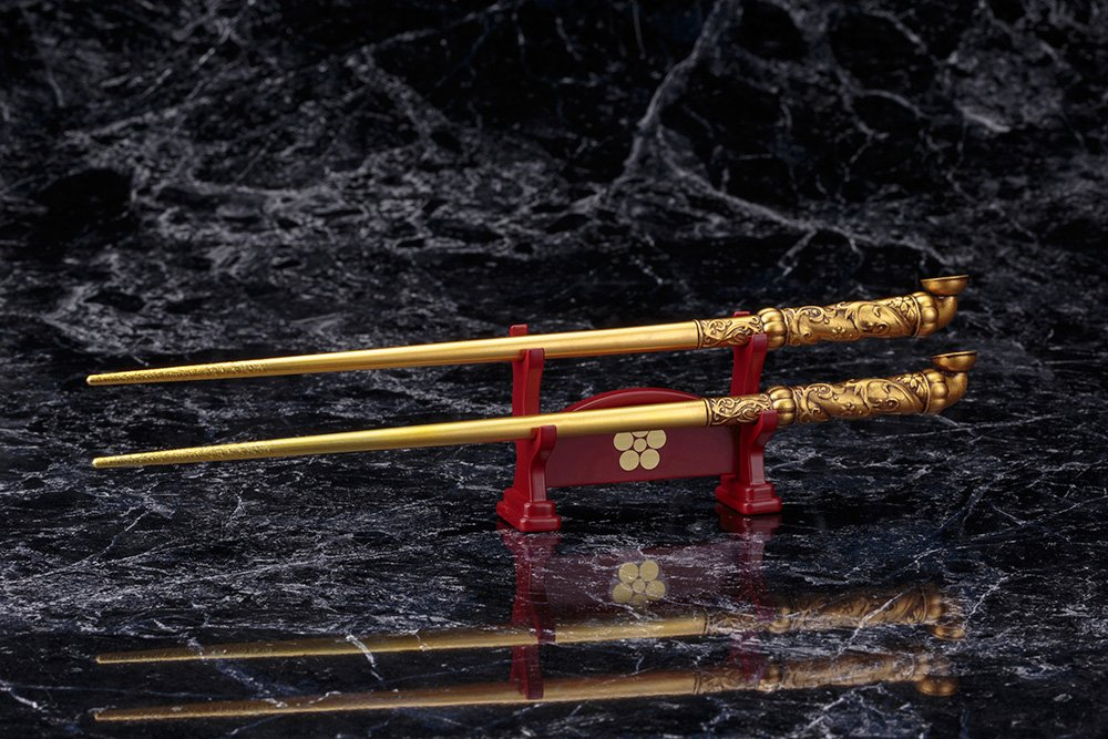 Hana no Keiji Kumo no Kanata ni Samurai Kiserubashi Chopsticks