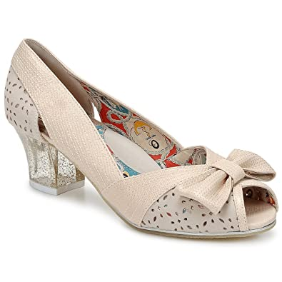 Fashion Style Visa Payment Cheap Online Miss L'Fire BETTE women's Court Shoes in Pay With Visa Cheap Online 82Q1qbd8a