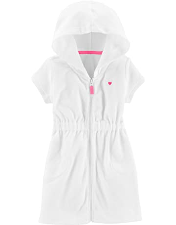 235b60cdc Carter's Baby Girls Terry Swim Cover Up