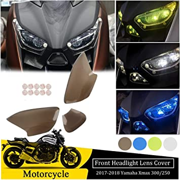 Headlight Cover Acrylic Headlight Transparent Protector Guard Motorcycle Protector Cover Fit for BMW F850GS F750GS 2018-2019
