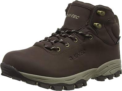 Hi-Tec Unisexs Romper Wp Jr High Rise Hiking Boots