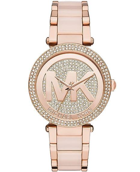 7df2686e9d68 Michael Kors Women s Parker MK6176 Wrist Watches  Michael Kors ...