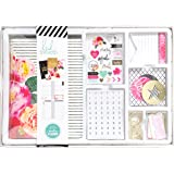 American Crafts 315163 Heidi Swapp Memory Planner 947Piece Personal Boxed Kit