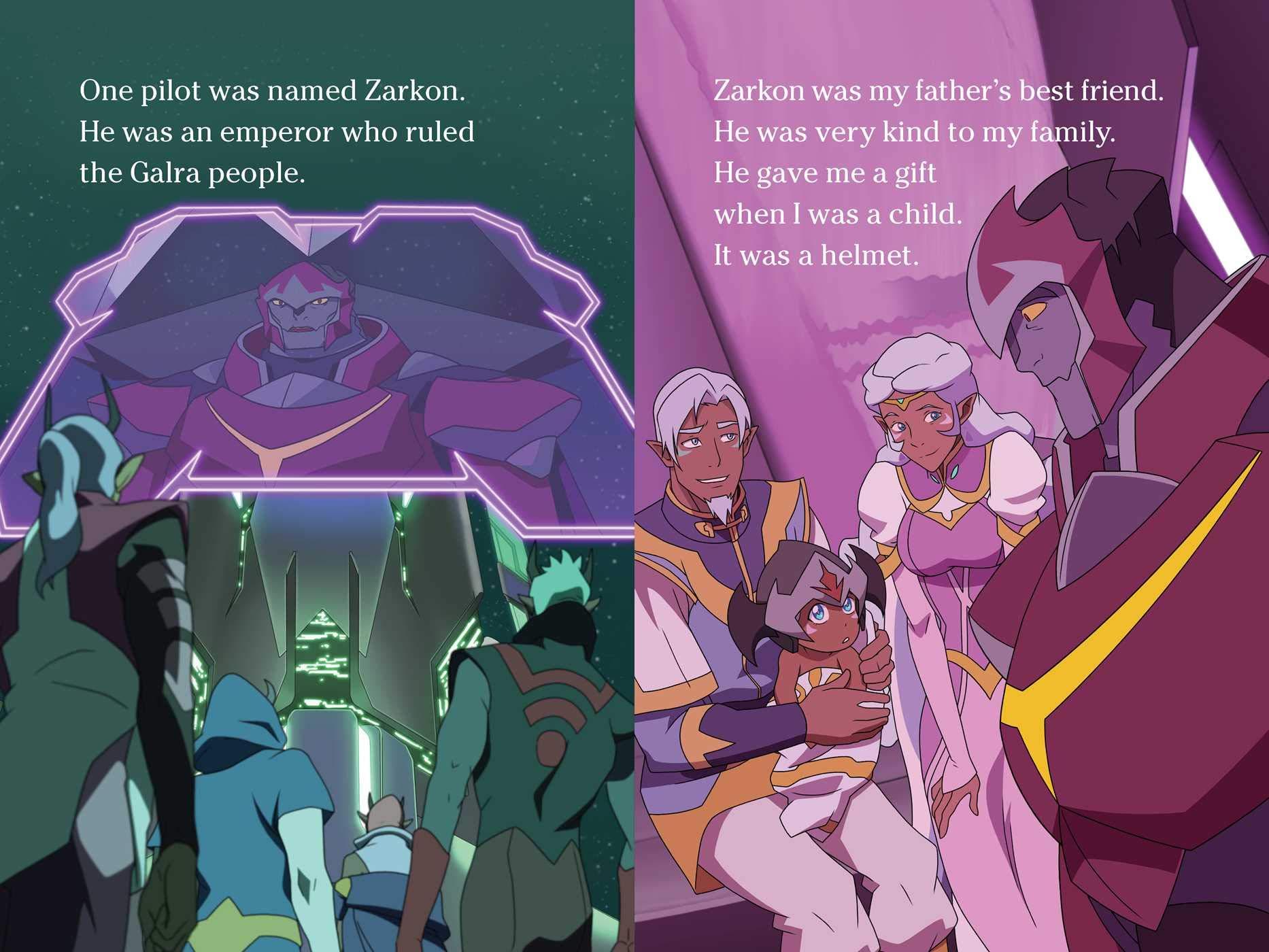 Amazon com: Allura's Story (Voltron Legendary Defender