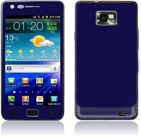 Samsung Galaxy S 2 II i9100 Cubierta Vinilo Adhesivo Vinilo Funda ...