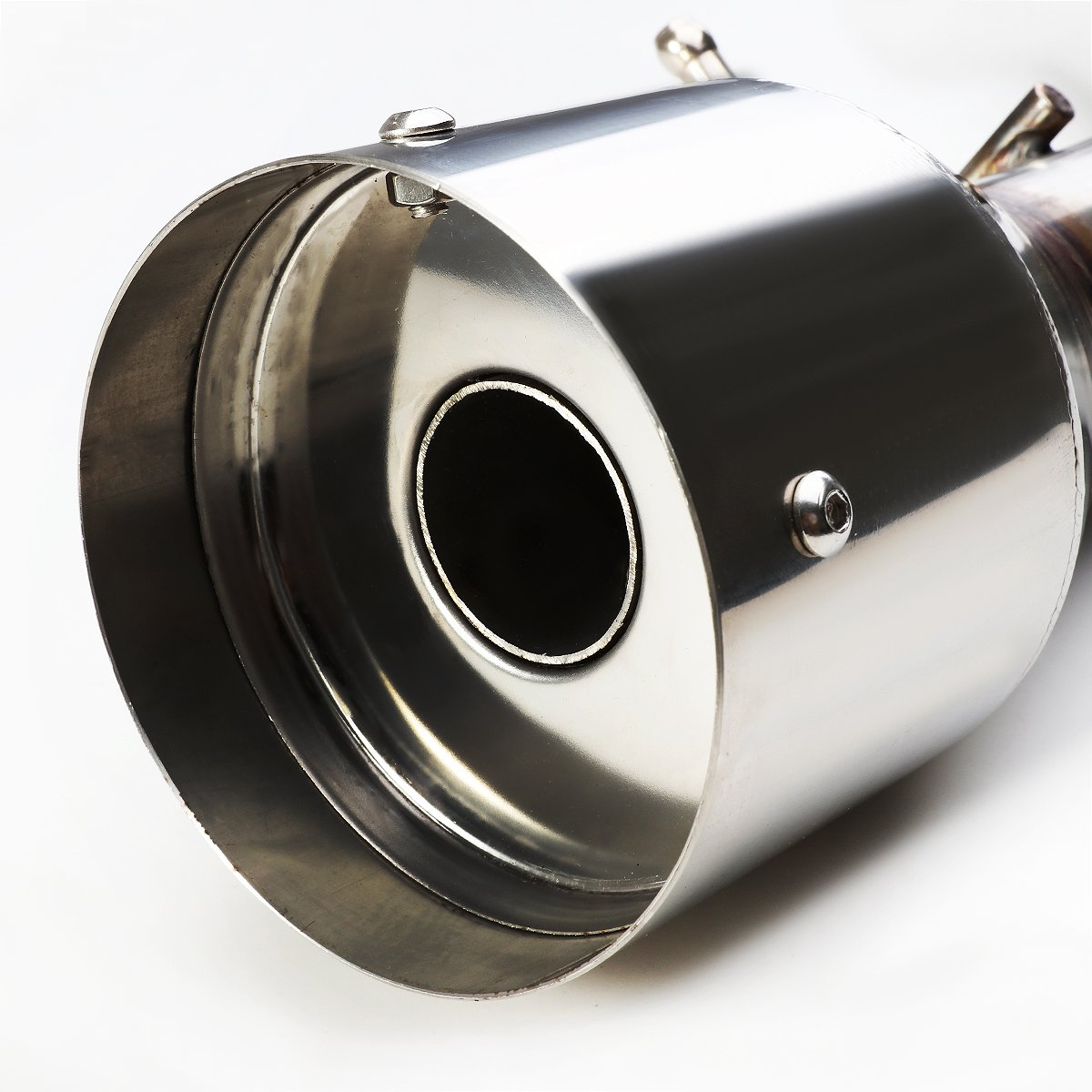 For Ford Focus Catback Exhaust System 45 Tip Muffler With Zetec Engine On Diagram Of 2003 Zx5 Zx3 20l 23l Automotive