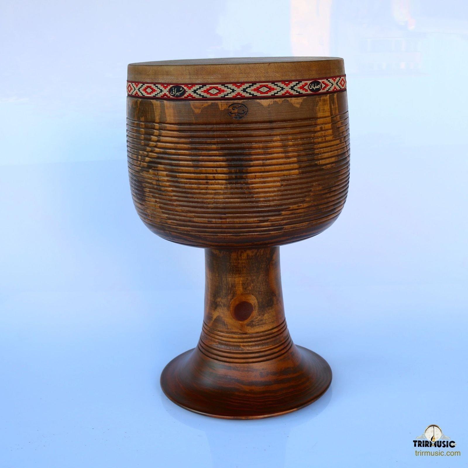Persian Shirani Tonbak Tombak Zarb Drum With Soft Case SHZ-105