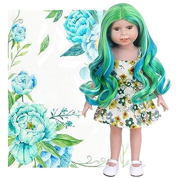 Amazon Com Stfantasy Doll Wig For 18 American Girl Doll Ag Og