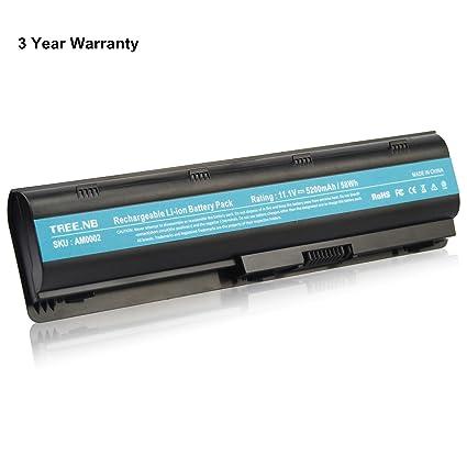 NB 593553-001 Batería del Ordenador Portátil para HP Pavilion dm4 dv3-4000 dv5-2000 ...