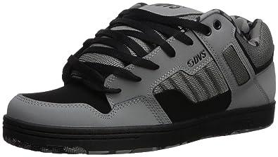 009075e9716ac DVS Men's Enduro 125 Skate Shoe Grey Charcoal Nubuck 7 Medium US