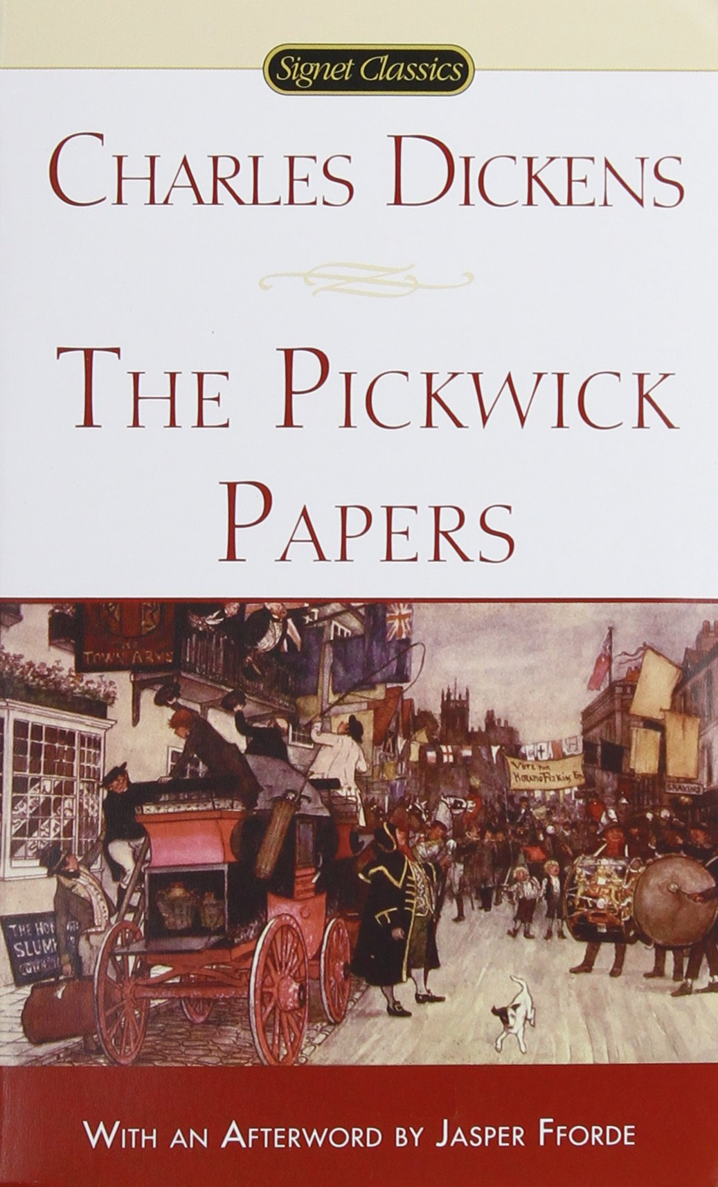 The Pickwick Papers (Signet Classic)