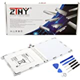 """ZTHY T9500E Battery For Samsung Galaxy Note Pro 12.2"""" WiFi SM-P900 P901 P905 P907A Series Tablet T9500C T9500U GH43-03980A 3.8V 9500mAh With tools"""
