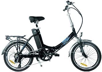 8339f44ac4e6df swemo 20 Zoll Alu Klapp E-Bike Pedelec SW200 Neu (Schwarz)  Amazon ...