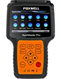 FOXWELL NT644 Automotive OBD2 Scanner Full System OBD II Code Reader Car Diagnostic Scan Tool with Oil Light Reset, ABS, SRS, EPB, BRT, SAS, DPF, TBA and TPMS