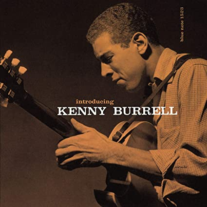 Introducing Kenny Burrell LPBlue Note Tone Poet Series