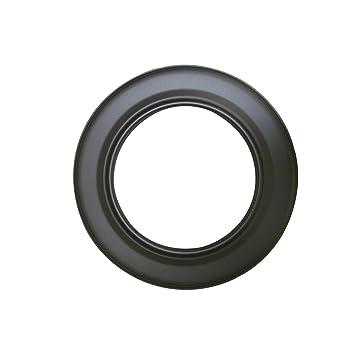 Kamino - Flam – Rosetón para tubo de chimenea (Ø 150 mm), Rosetón