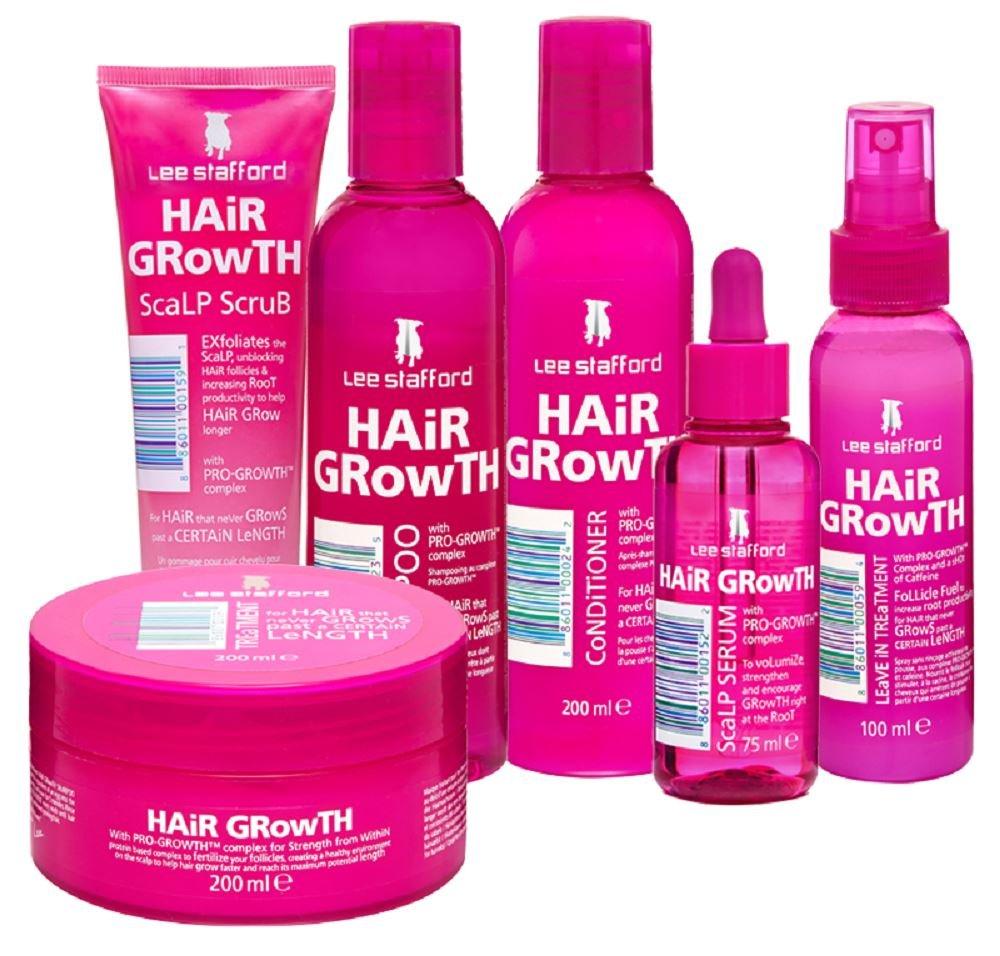 Scrub for scalp accelerates hair growth