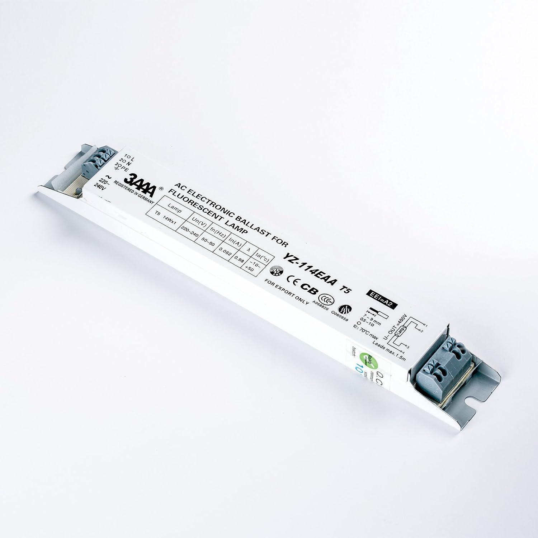 Electronic Ballast YZ-114EAA Ballast é lectronique 3 piles AAA 14 W 3AAA