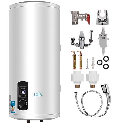 Electric Hot Water Heater >> Buoqua 3kw Electric Hot Water Heater 120l Electric Hot Water