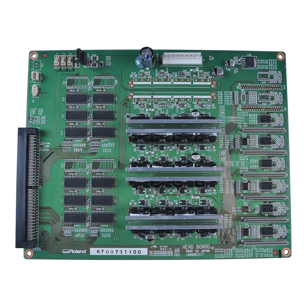 Original Head Board-6700731100 for Roland XC-540/XJ-540/640/740