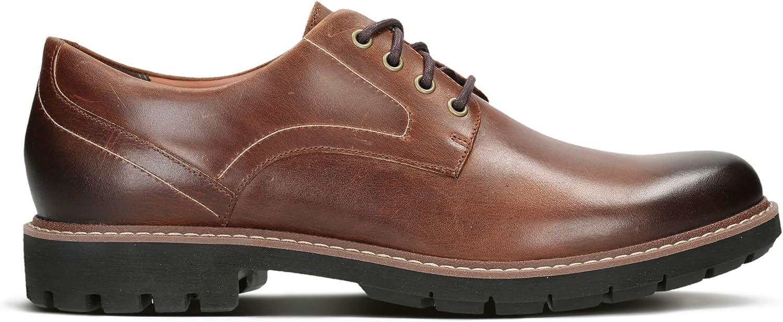 Clarks Batcombe Hall Derby - Zapatos de Cordones  para Hombre