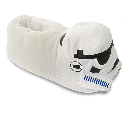 Super Sams Disney Star Wars Trooper Hausschuhe Pantoffel Schlappen Squirreltailoven Fun Painted Chair Ideas Images Squirreltailovenorg