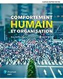 Comportement humain et organisation, 6e édition   Manuel + Édition en ligne + MonLab - ÉTUDIANT (12 mois)