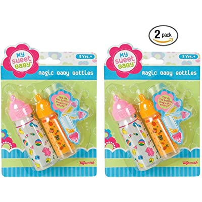 Pretend Play Magic Baby Bottles (Set of 2) : Baby
