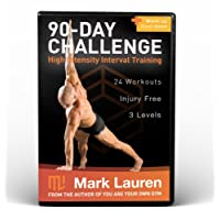 MARK LAUREN   Fit Ohne Gerate   Bodyweight Workout Fitness DVDs