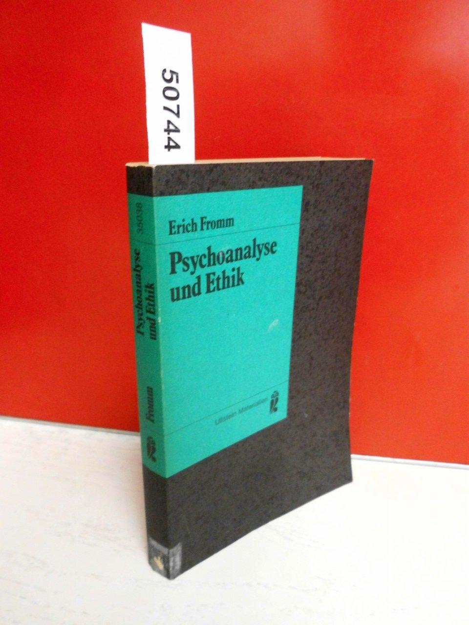 Psychoanalyse und Ethik: Amazon.de: Erich Fromm: Bücher