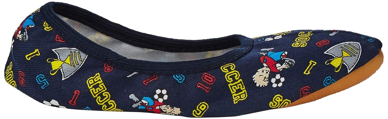 Beck Soccer Zapatillas de Gimnasia para Ni/ños Azul 27 EU