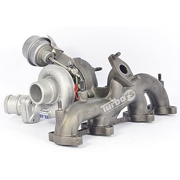 turboloader Skoda Fabia 1.9 TDI 73 kW CV ATD-L 54399700003 038253019p: Amazon.es: Coche y moto